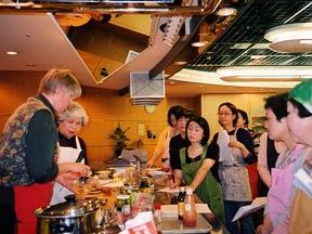 フィンランド料理教室