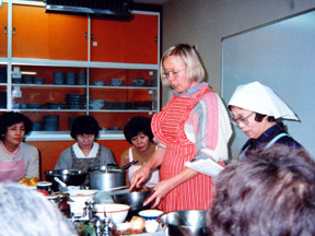 フィンランド料理講習会